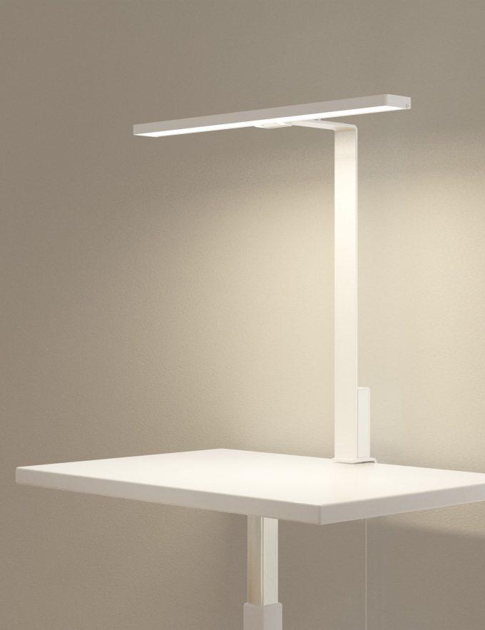 Aicci DL1 620D desk lamp, white