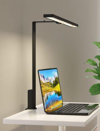 Aicci DL1 620C and 620D desk lamp, black