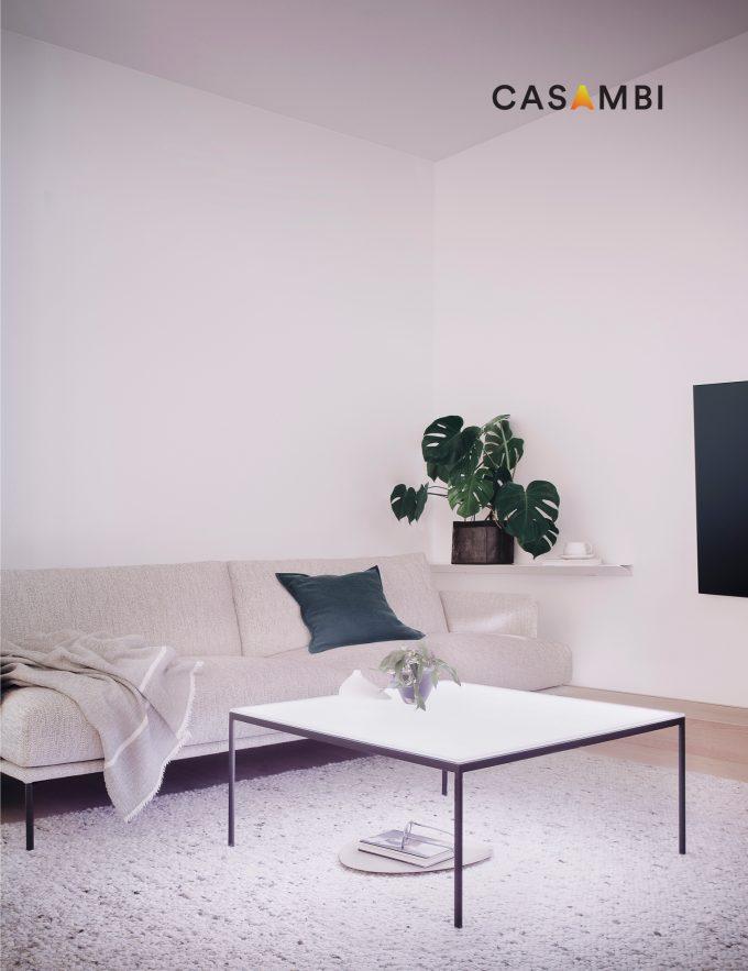 Aicci T1 valaiseva sohvapöytä